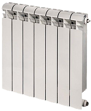 Радиатор биметаллический Breeze 500/80 BM (Китай)