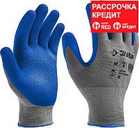 ЗУБР XL, 13 класс, нейлоновые, рельефные, противоскользящие перчатки ПР-13 11274-XL_z01 Профессионал