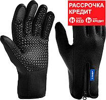 ЗУБР XL, ветро- и влаго- защищенные, утепленные перчатки НОРД 11460-XL Профессионал