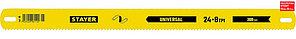 STAYER 8/24 TPI, 25х300 мм, универсальное двустороннее широкое полотно по дереву и металлу 1591_z01 Master