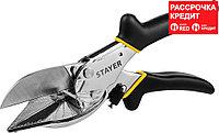 STAYER ножницы угловые для пластмассовых и резиновых профилей 23373-1_z01