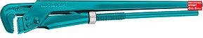 СИБИН №1, прямые губки, ключ трубный  2730-1