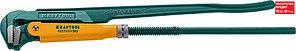 KRAFTOOL №3, прямые губки, ключ трубный PANZER-90 2734-20_z02