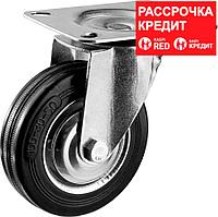 ЗУБР 100 мм, 70 кг, колесо поворотное 30936-100-S Профессионал