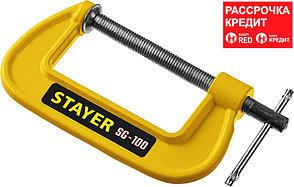 STAYER G 100 мм, струбцина SG-10 3215-100_z02