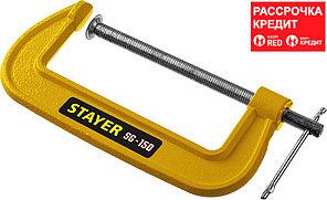 STAYER G 150 мм, струбцина SG-15 3215-150_z02