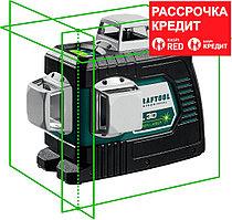 KRAFTOOL зеленый лазерный нивелир LL 3D 34641