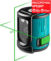 KRAFTOOL 20 м, 0.2 мм/м, зеленый лазерный нивелир CL 20 34701
