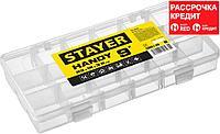 "STAYER 9"", пластиковый, органайзер HANDY-9 38051-09_z01"