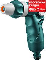RACO плавная регулировка, пластиковый с TPR, пистолет поливочный 481C 4255-55/481C