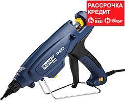RAPID d12 мм, расход 1800 г/ч, 300 Вт, время нагрева 1 мин., регулировка температуры 120-230 °С, термоклеящий