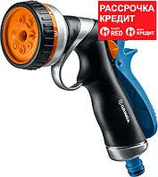 GRINDA 8 режимов, металлический с TPR, курок сзади, пистолет поливочный RM-8 8-427143_z02 PROLine