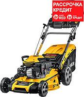 STEHER 4.4 кВт, 6.5 л.с., 510 мм, самоходная газонокосилка бензиновая GLM-510p