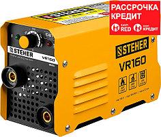STEHER 160 А, ММА, сварочный аппарат инверторный VR-160