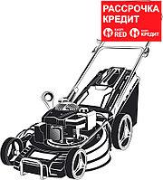 ЗУБР 4.4 кВт, 6.5 л.с., 510 мм, самоходная газонокосилка бензиновая ГБС-510 Мастер
