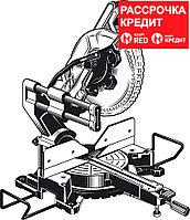 ЗУБР 2000 Вт, 305х30 мм, пила торцовочная с протяжкой ППТ-305-П Профессионал