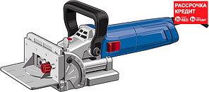 ЗУБР 950 Вт, в кейсе, ламельный фрезер ФПЛ-950К Профессионал