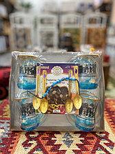 Турецкий подарочный чайный набор на 4 персоны