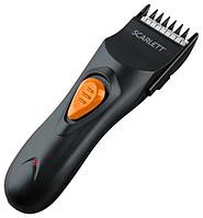 Машинка для стрижки волос Scarlett SC-HC63050 черный