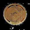 Сувенирная монета Binance coin (BNB), толщина 3 мм