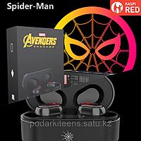 """Внутриканальные наушники """"Человек-паук"""" Marvel с шумоподавлением и защитой от влаги"""