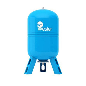 Бак расширительный WAV 100 Wester синий