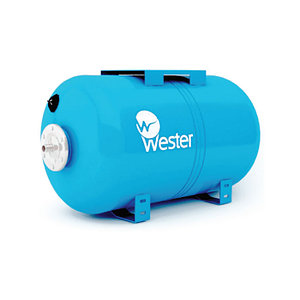 Бак расширительный WAO 80 Wester синий