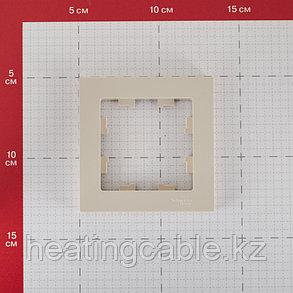 Atlas Design рамка 1-постовая бежевый, фото 2