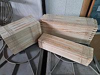 Рамка ульевая дадан с пропилом под вощину, фото 1