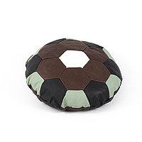 Подушка (круглая из кус.кожи Мяч)
