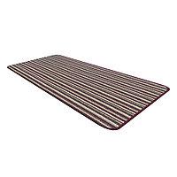 Коврик PP LOOP icarpet 57*90 см (бордовый)