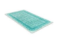 Универсальный хлопковый коврик SHAHINTEX BAMBOO (60*100см) голубой