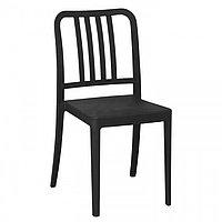 Стул пластиковый CA-8113 (черный) мод.QH023 (ВИ)