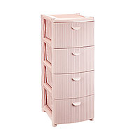 МП2817 Комод (розовый)
