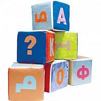 Кубики Алфавит кзам А,О,Д (комплект)