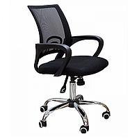 Кресло мод.AL-1036 гобелен,кзам (сид.ортопед) крест.пл