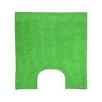 """Коврик для ванной """"SPA"""" (60*55 см), зеленый"""