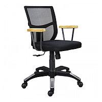 """Кресло мод.М-16 (сид.ортопед) сетка с принт. """"дерево"""""""