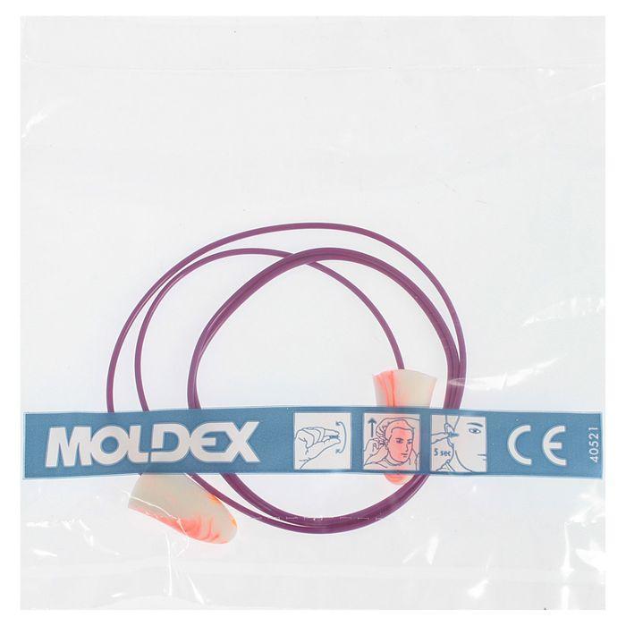 Противошумные вкладыши Moldex Spark Plugs Cord 7801 с кордом МИКС