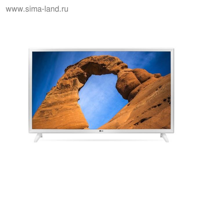 "Телевизор LG 32LK519B 32"", 1366x768, DVB-T2/C/S2, 2xHDMI, 1xUSB, белый - фото 1"