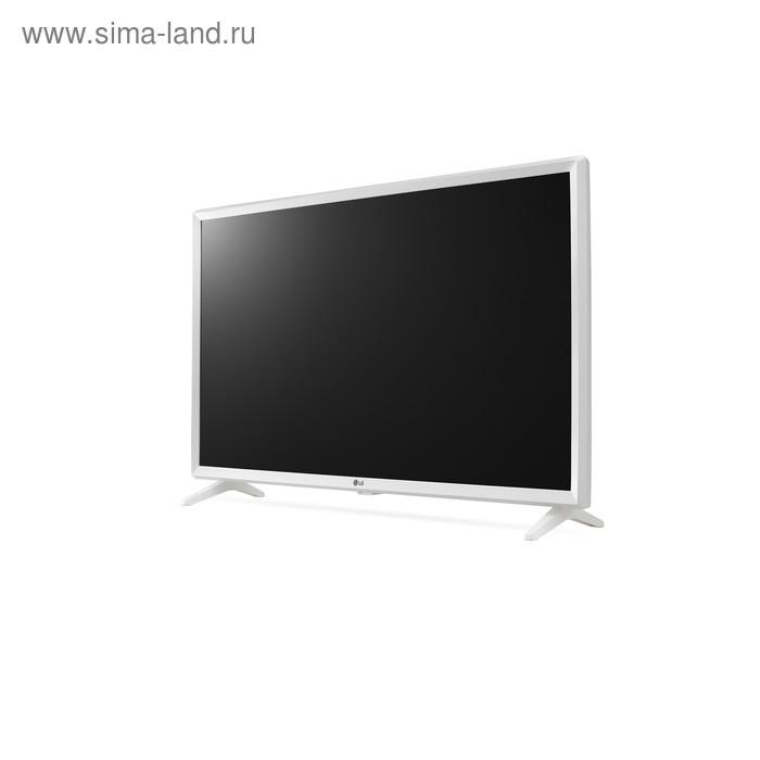 "Телевизор LG 32LK519B 32"", 1366x768, DVB-T2/C/S2, 2xHDMI, 1xUSB, белый - фото 2"