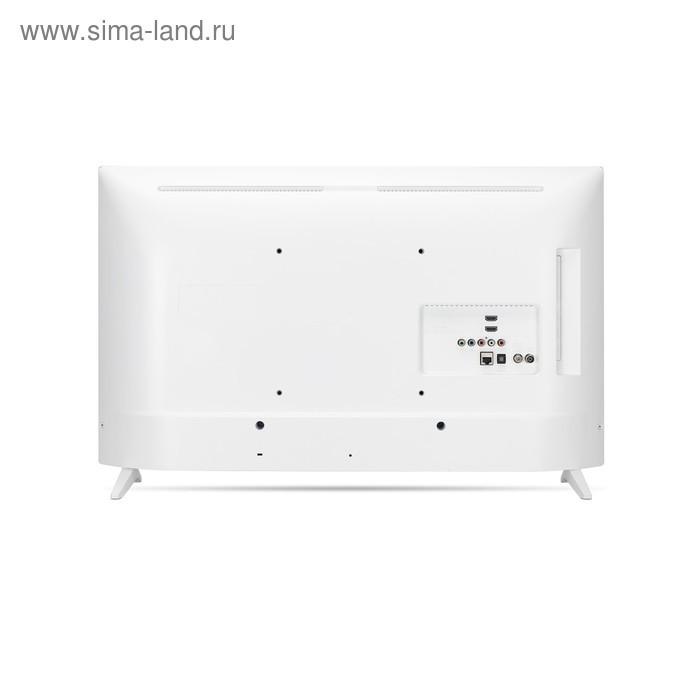 "Телевизор LG 32LK519B 32"", 1366x768, DVB-T2/C/S2, 2xHDMI, 1xUSB, белый - фото 4"