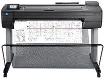 Струйный плоттер HP DesignJet T730 36 F9A29A/F9A29D