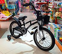 Детский велосипед Tomix WHIRLY 16, черный