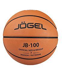 Мяч баскетбольный JB-100 (100/7-19) №7 Jögel