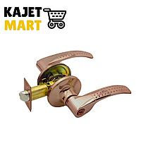 Защелка межкомнатная (ключ-фиксатор) 3903-01 медь DUET
