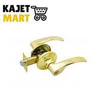 Защелка межкомнатная 3903-05 матовое золото DUET