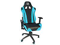 Игровое компьютерное кресло Defender Dominator CM-362 black-blue (64364), фото 1