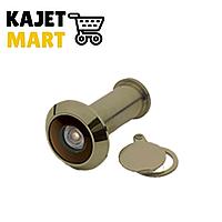 Глазок дверной 5016/30-55 AB DUET бронза
