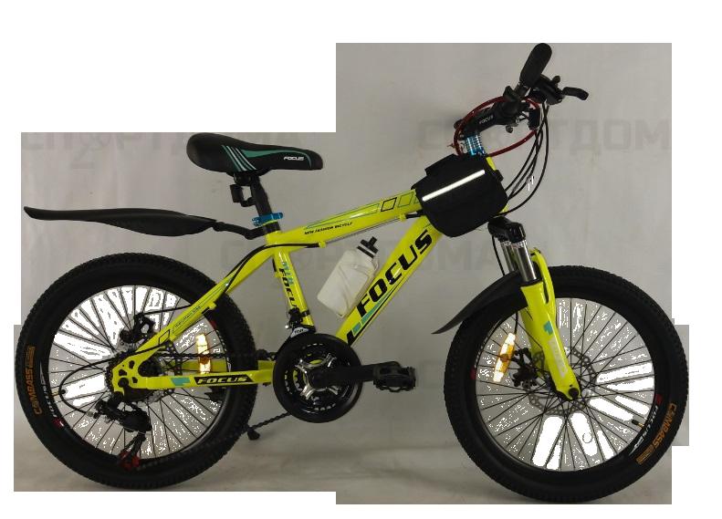 Велосипед Focus D20